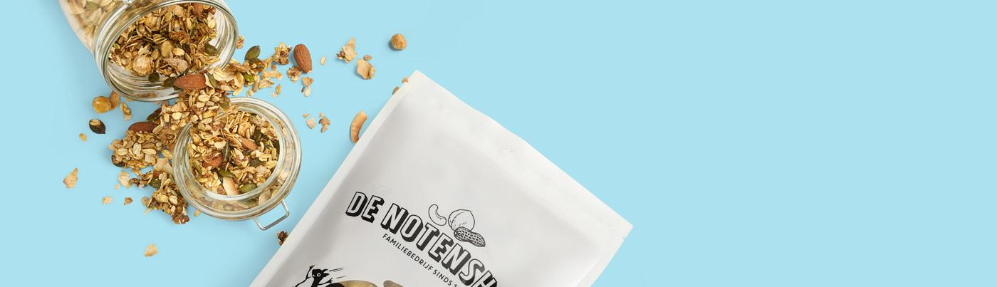 Muesli - GMO vrij