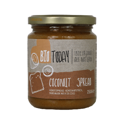Kokospasta Naturel Bio (250 gr)