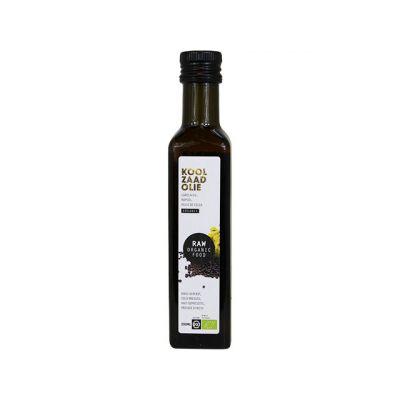 Koolzaadolie Raw Bio (250 ml)