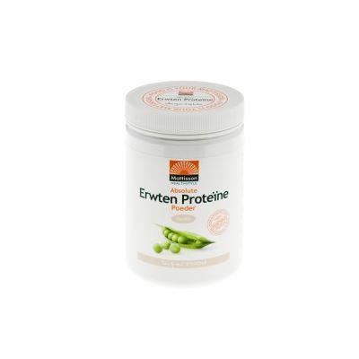 Erwten Proteïne Poeder Vanille (350 gram)