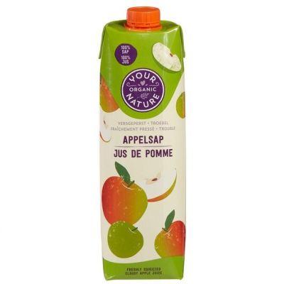 Biologische appelsap van Your Organic Nature