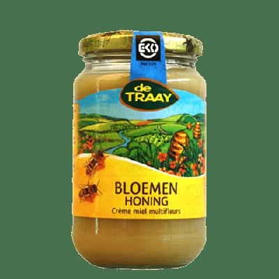 Bloemen Honing Crème Biologische (900 gram)