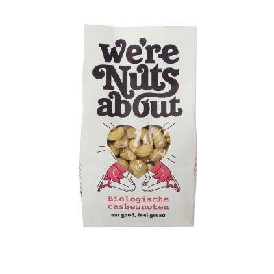 Biologische cashewnoten van We're Nuts About