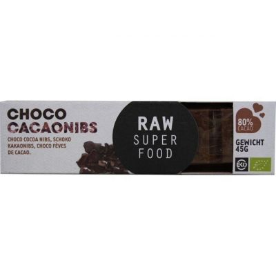 Choco Reep Cacao Nibs Bio