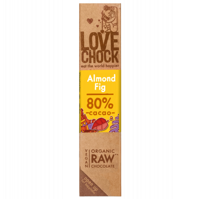 LoveChock Almond/Fig