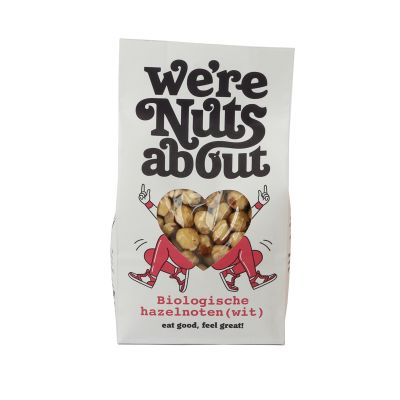 Biologische witte hazelnoten van We're Nuts About kopen
