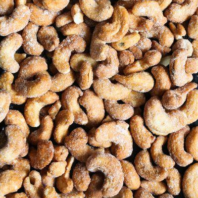 Honey & Salt Roasted Cashew