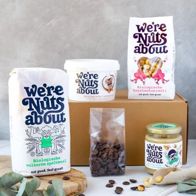 Bakbox We're Nuts About