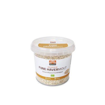 Havermout Fijn Bio (400 gram)