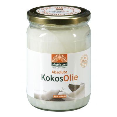 Kokosolie Extra Virgin Bio (500 ml)