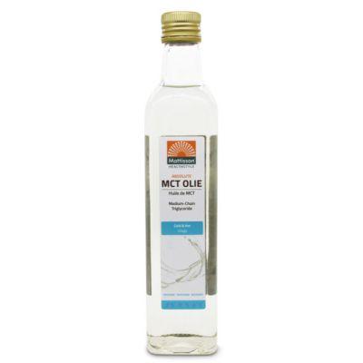 MCT olie van mattisson healthstyle