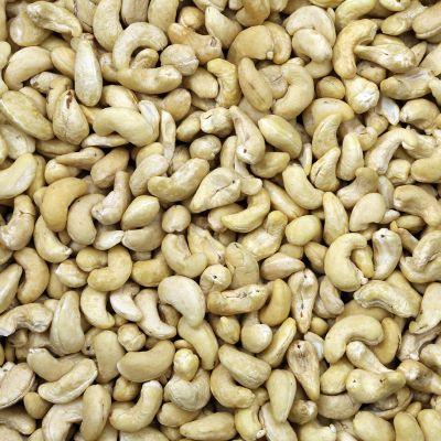 Ongebrande cashewnoten