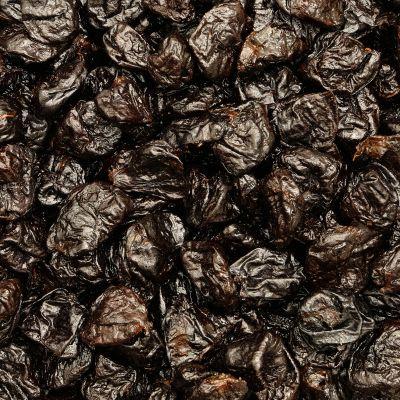 Biologische gedroogde pruimen zonder pit