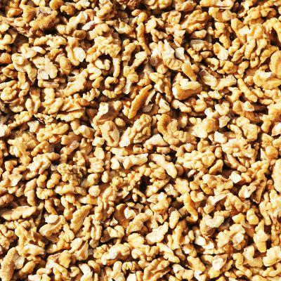 Gepelde walnoten stukjes biologisch kopen