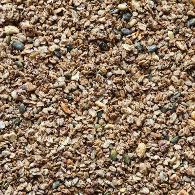 Biologische granola
