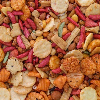 Hot crackers mix