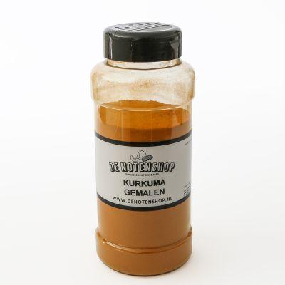 Kurkuma Gemalen (450 gram)