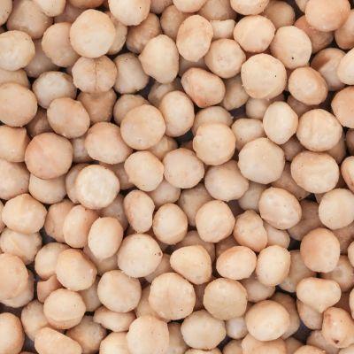 Ongezouten macadamia noten