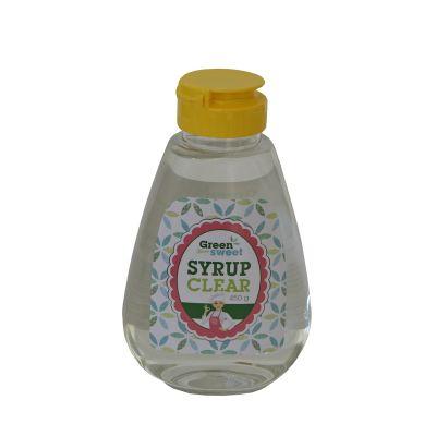 Stevia syrup clear