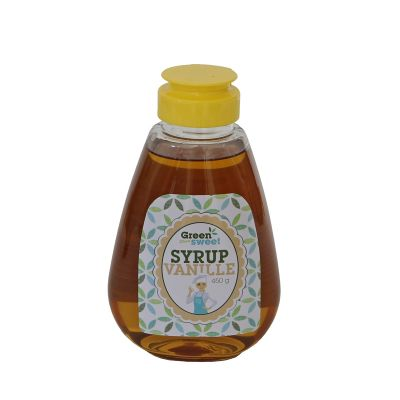 Stevia syrup vanille