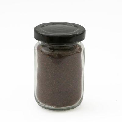 Vanillepoeder in pot