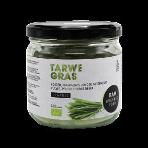 Tarwegras Poeder Raw Bio (100 gram)