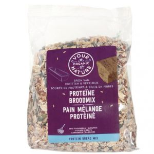 Proteïne broodmix van Your Organic Nature