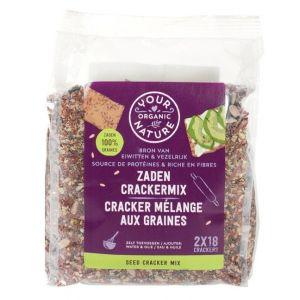 Zaden crackermix van Your Organic Nature