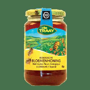 Bloemen Honing Biologische (900 gram)