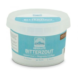 Bitterzout van Mattisson Healthstyle