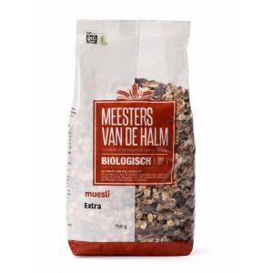 De Halm Muesli Extra (750 gram)