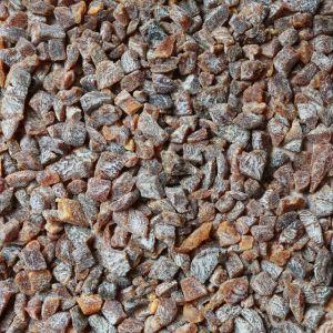 Ongezwavelde abrikozen stukjes