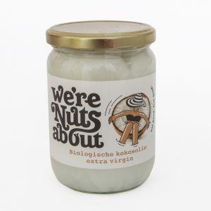 Kokosolie Extra Virgin Biologische (500 ml)