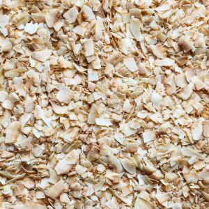 Biologische kokos chips