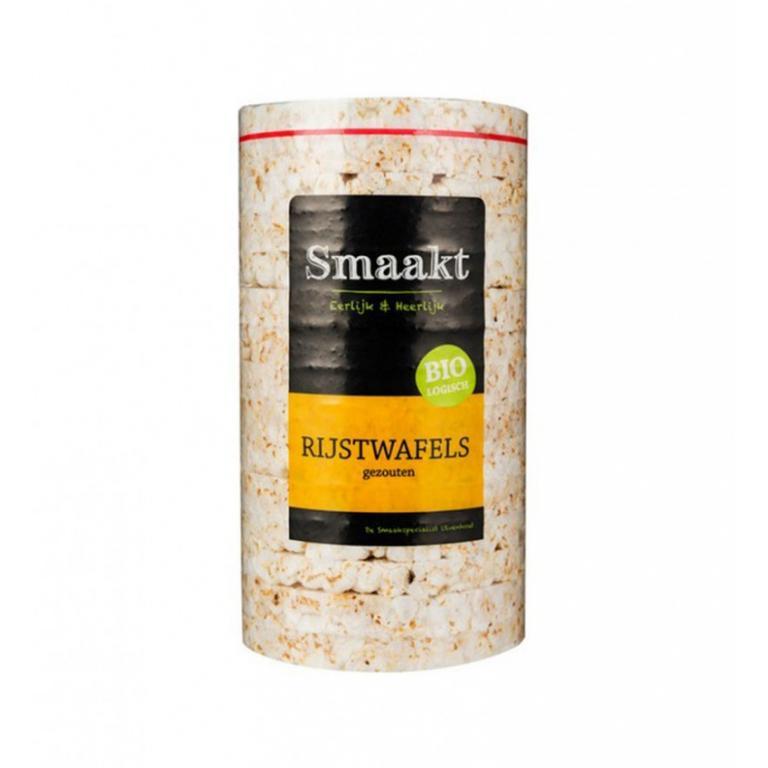 Rijstwafels Bio (100 gram)
