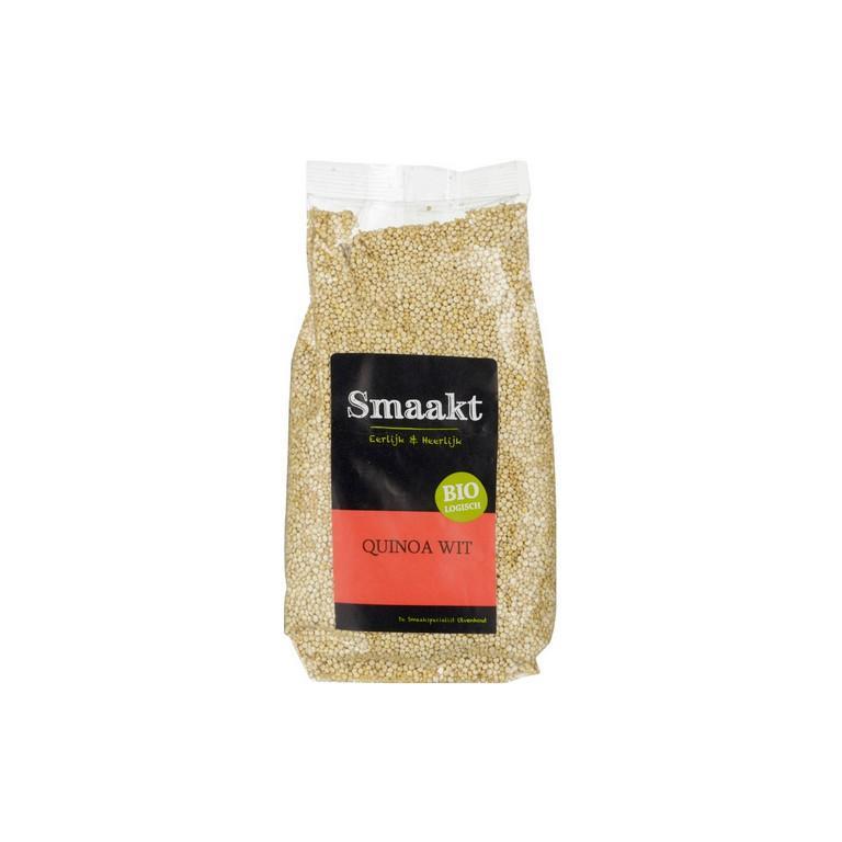 Quinoa Wit Bio (400 gr)