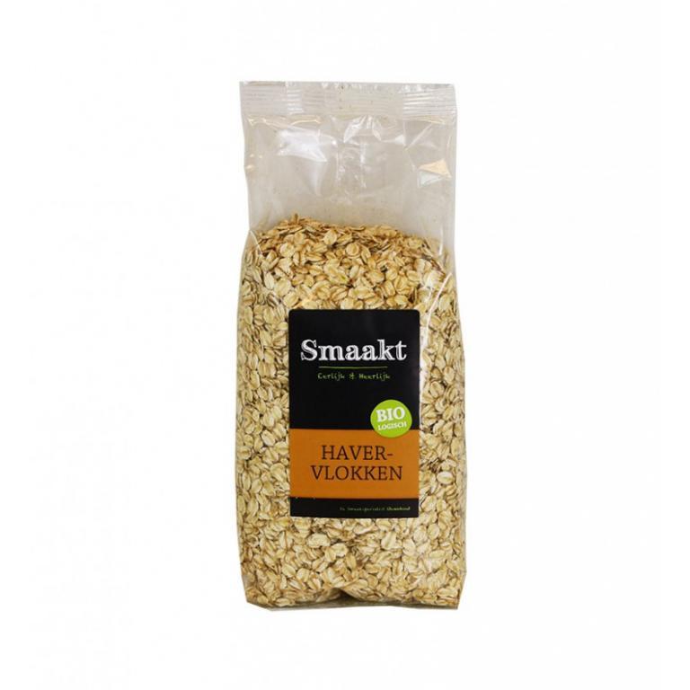 Havervlokken Bio (500 gram)