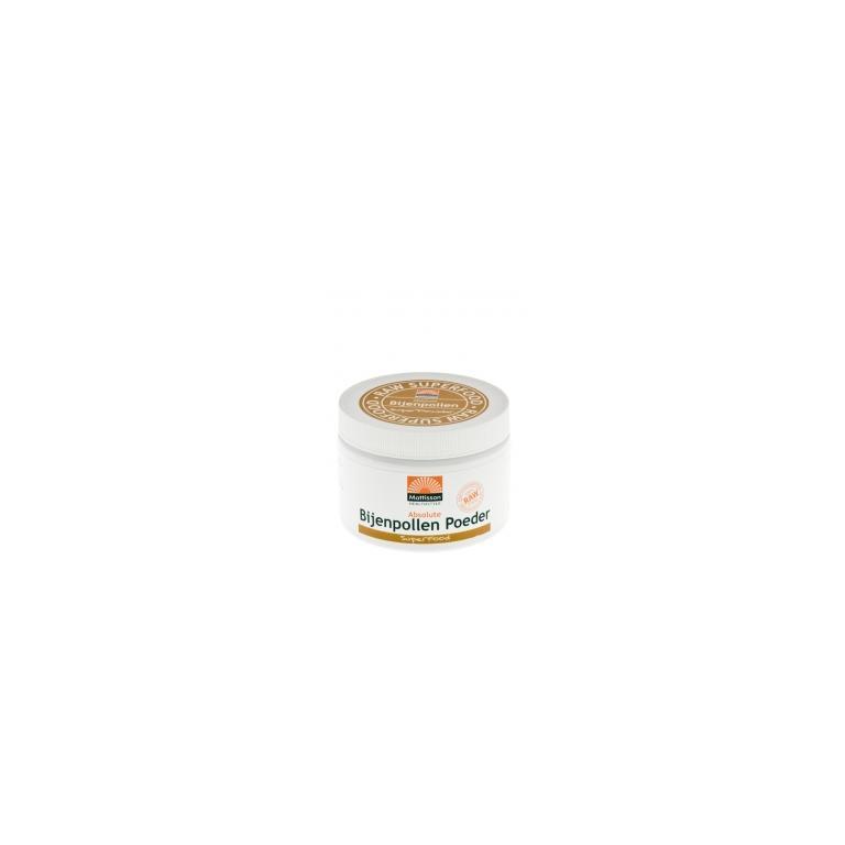 Bijenpollen Poeder Raw (125 gram)