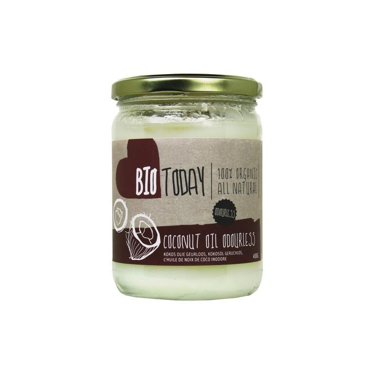 Kokosolie Bio Ontgeurd (400G)