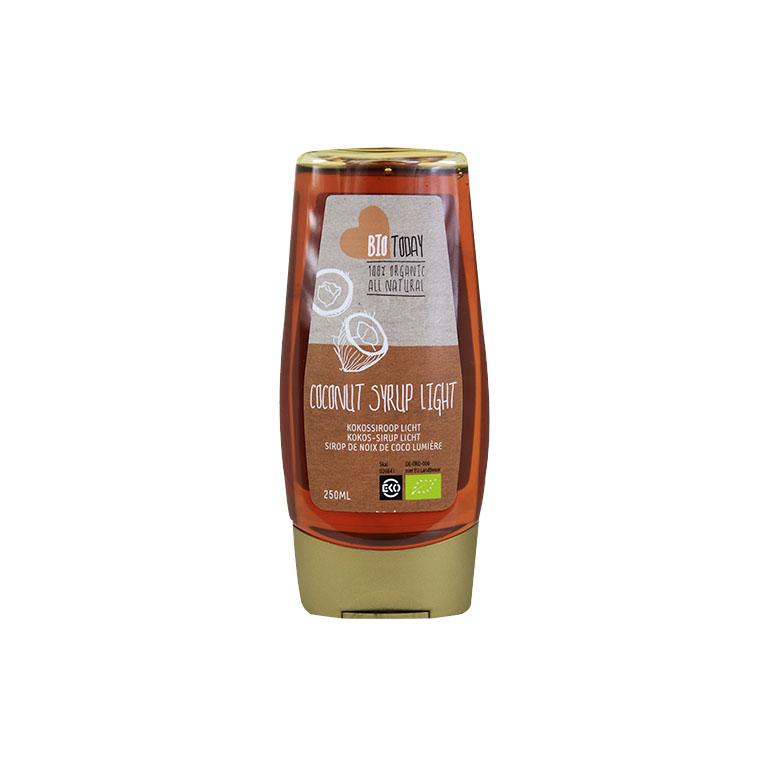 Kokossiroop Licht Bio (250 ml)