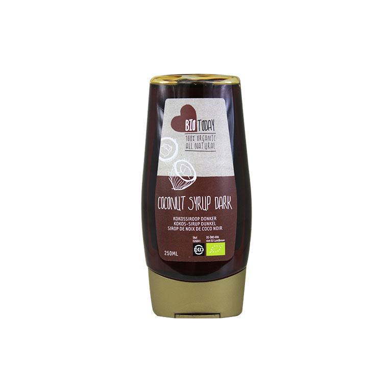 Kokossiroop Donker Bio (250 ml)