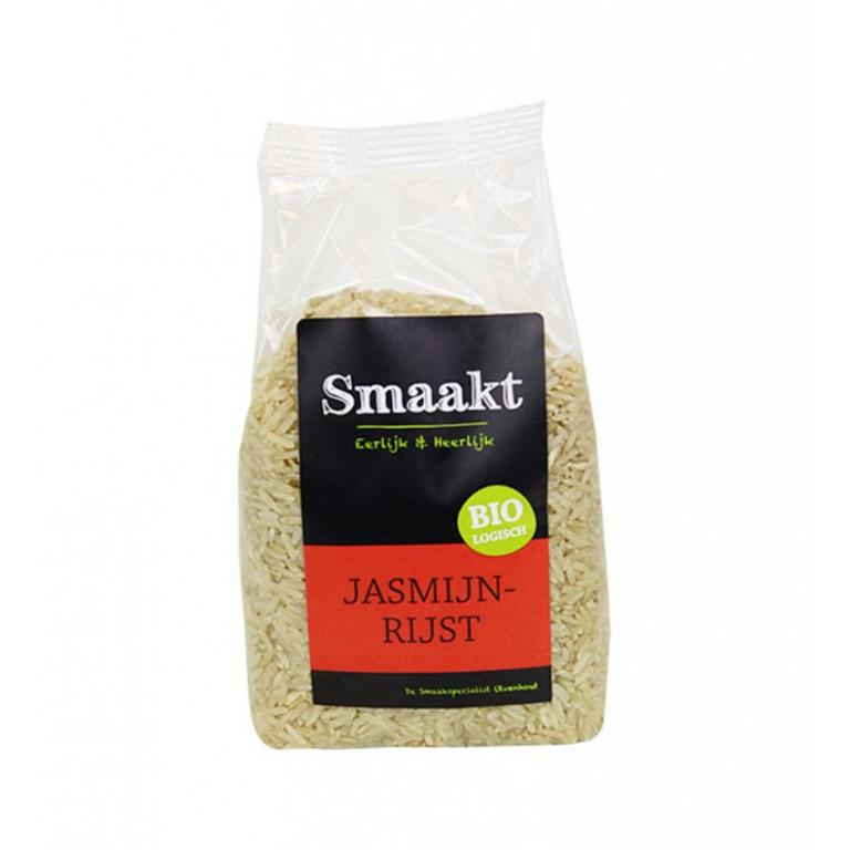 Jasmijn Rijst Bio (400 gram)