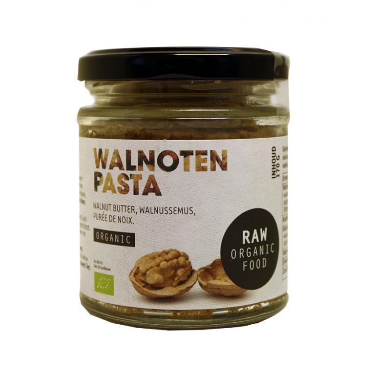 Walnotenpasta Raw Bio (170 gram)