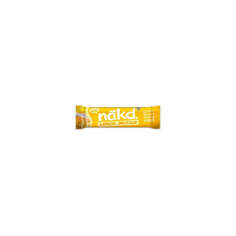 Nakd Lemon Drizzle (35 gram)