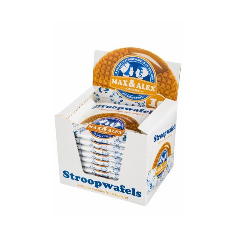 Stroopwafels single packed (10x31,5 gram)