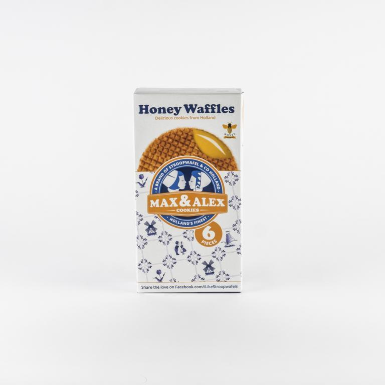 Honingwafels (175 gram)