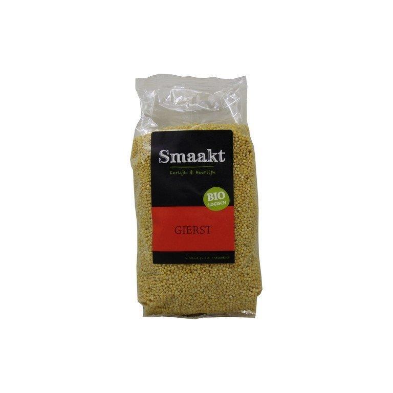 Gierst Bio (400 gram)