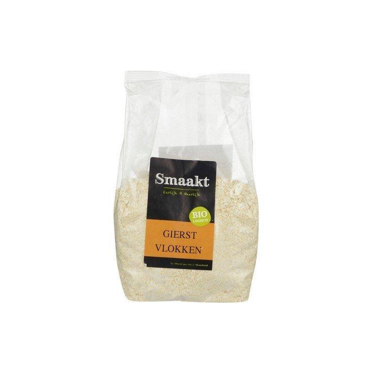 Gierstvlokken Bio (500 gram)