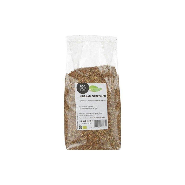 Lijnzaad Gebr. Raw Bio (500 gr)