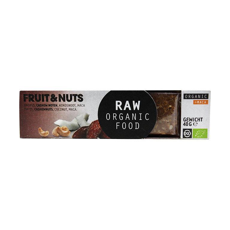 Fruit & Notenreep Maca (40 gram)